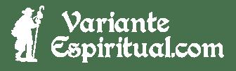 Logo Variante Espiritual blanco