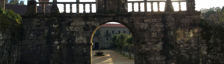 Monasterio de Armenteira - Variante Espiritual
