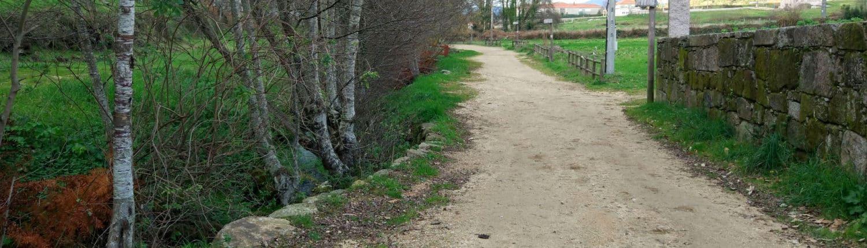 Ruta Da Pedra e da Auga - Variante Espiritual